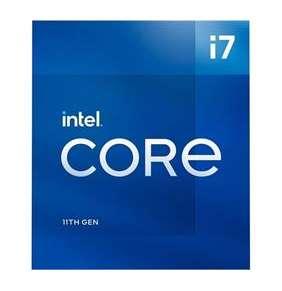 Intel® Core™i7-11700F processor, 2.50GHz,16MB,LGA1200, BOX, s chladičom