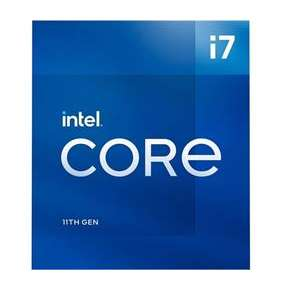 Intel® Core™i7-11700 processor, 2.50GHz,16MB,LGA1200, Graphics, BOX, s chladičom