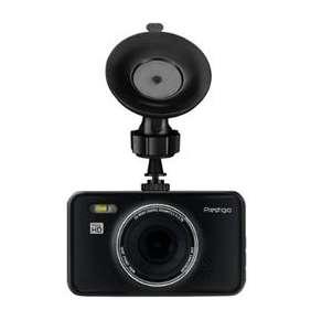 Prestigio Car Video  Roadrunner 420DL FHD 1920x1080@30fps  View Angle: 140°