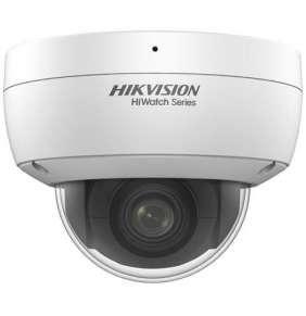 HiWatch IP kamera HWI-D720H-Z/ Dome/ 2Mpix/ objektiv 2,8 - 8 mm/ H.265/ krytí IP66+IK10/ IR až 20 m/ kov