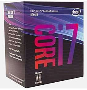 CPU INTEL Core i7-8700 3,2GHz 12MB L3 LGA1151, BOX