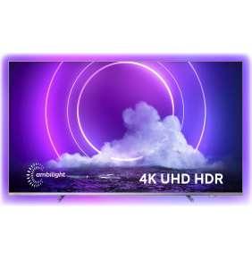 """PHILIPS ANDROID LED TV 55""""/ 55PUS9206/ 4K Ultra HD 3840x2160/ DVB-T2/S2/C/ H.265/HEVC/ 4xHDMI/ 3xUSB/ Wi-Fi/ LAN/ G"""