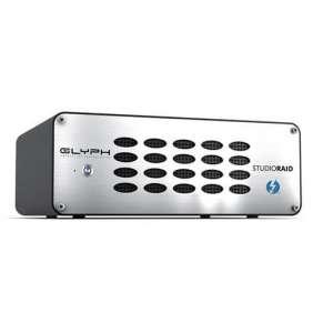 Glyph 12 TB Studio RAID 2x Thunderbolt 2, 7200RPM, USB 3.0