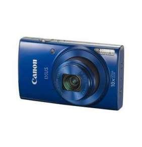 Canon IXUS 190 BLUE - 20MP, 10x zoom, 24-240mm + neoprénové pouzdro