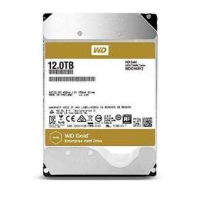 """WD HDD GOLD 12TB / WD121KRYZ / SATA 6Gb/s / Interní / 3,5"""" / 7200rpm / 256MB"""
