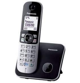 Panasonic KX-TG6811FXB, bezdrát. telefon