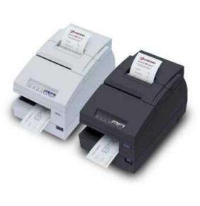 EPSON TM-H6000IIIP-513, paralel, bílá, řezačka, bez zdroje