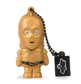 Tribe 16GB USB Flash Drive Star Wars C-3PO