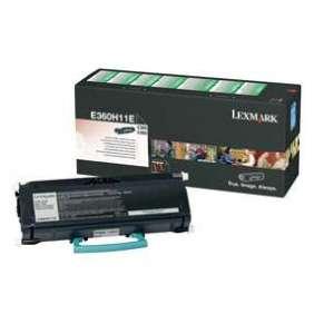 E360, E460 9K High Yield Return Program Toner Cartridge