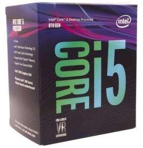 INTEL Core i5-8600 3.1GHz/6core/9MB/LGA1151/Coffee Lake