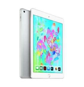 Apple iPad 128GB WiFi + Cellular Silver (2018)