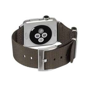 InCase Nylon Nato Band for Apple Watch 38/40 mm - Anthracite