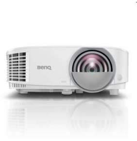 Projektor BenQ MX808ST DLP,XGA,12000;1  Short-throw, 3000 ANSI)