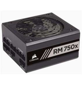 CORSAIR RM750X PSU 750W 80+ Gold, bílá