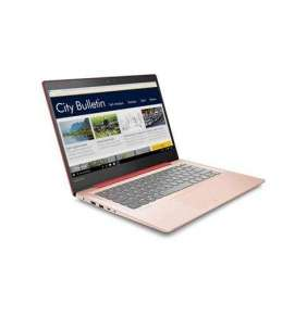 """Lenovo 320S-14IKBR I5-8250U, 8GB, 256GB, Integrated, 14.0"""" FHD, Win 10 Home, Coral Red"""