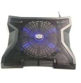 """Cooler Master chladící podstavec NotePal XL pro notebook 9-17"""", 23 cm, černá"""