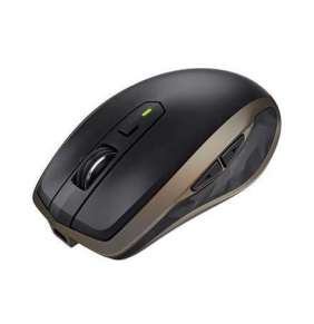 Logitech Wireless Mouse MX Anywhere 2S, graphite