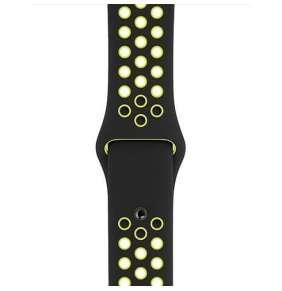 Apple Watch 40mm Black/Volt Nike Sport Band - S/M & M/L