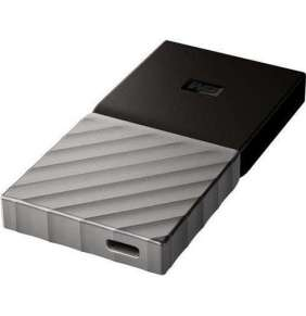 "WD 256GB SSD My Passport SE Portable, 2,5"", USB 3.1, Externý"