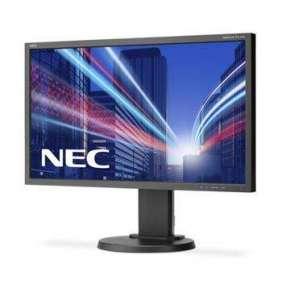 NEC LCD E243WMi 23,8'' LED IPS, 5ms, VGA/DVI/DP, repro, 1920x1080, HAS, pivot, č