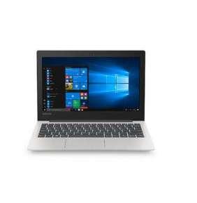 "Lenovo S130-11IGM N4000, 4GB on board, 32GB EMMC, Intel HD, 11.6"" HD, Win 10 Home, šedý"