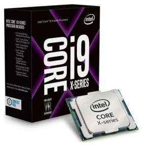 INTEL Core i9-9900X (3,5Ghz / 19,25MB / Soc2066) Box / bez chladica