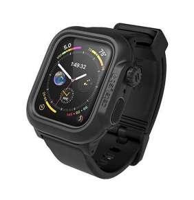 Catalyst puzdro Waterproof case pre Apple Watch Series 4 40mm - Stealth Black