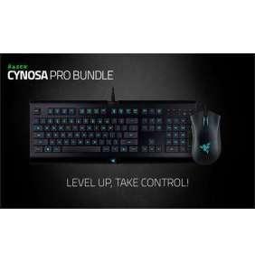 RAZER Cynosa Pro + Deathadder 2000 Bundle - US Layout