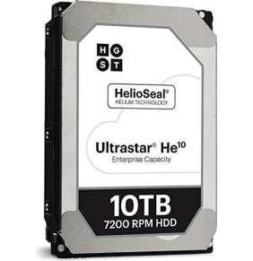 "WD 10TB Ultrastar DC HC520 512E SE 3,5""/SATAIII/7200/256MB"