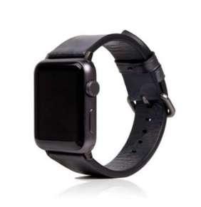 SLG Design remienok D9 Camo Strap pre Apple Watch 42/44mm - Black
