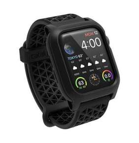 Catalyst kryt Impact Protection Case pre Apple Watch Series 4 40mm - Stealth Black