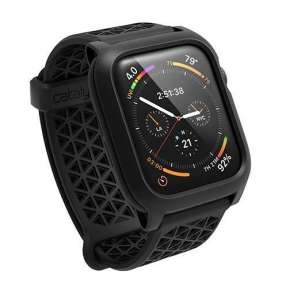Catalyst kryt Impact Protection Case pre Apple Watch Series 4 44mm - Stealth Black