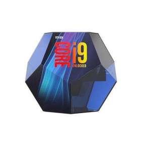 INTEL Core i9-9900KF / Coffee-Lake R / LGA1151 / max. 5,0GHz / 8C/16T / 16MB / 95W TDP / bez VGA / BOX bez chladiče