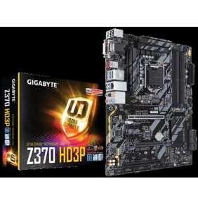 MB Gigabyte GA-Z370 HD3P, Intel® Z370 Chipset - z výstavky