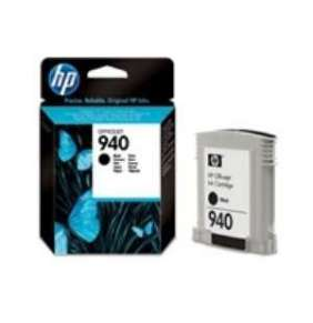 HP Cart 940 Officejet black - po expiracii 100% funkčné