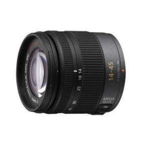 Panasonic H-FS014045E - LUMIX G VARIO 14-45mm/F3.5-5.6 ASPH MEGA O.I.S.
