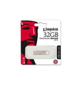Kingston 32GB DataTraveler SE9 G2, USB 3.0 kovový flashdisk malých rozmerov