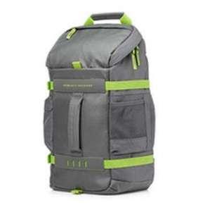 """HP 15.6"""" Batoh - Odyssey - šedý + zelený"""