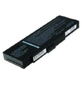2-Power baterie pro FUJITSU  SIEMENS Amilo K7600, K7610,  Mitac 8089 11,1 V, 6600mAh, 71Wh, 9 cells