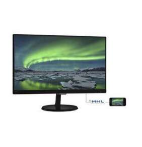 "Philips LCD 237E7QDSB/00 23""wide IPS/LED/1920x1080/20M:1/5ms/VGA/HDMI/DVI"