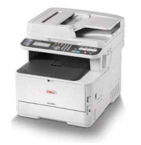 Oki MC363dn A4 30/26 ppm ProQ2400dpi, PCL/PS, RADF, USB 2.0,LAN