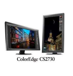 "EIZO CS2730  27"" Wide IPS/2560 x 1440/1000:1/350 cd/m2/ DP/DVI/HDMI/černý"