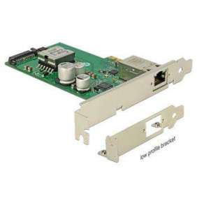 Delock PCI Express Card   1 Gigabit LAN PoE+ RJ45