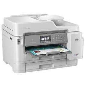 Brother MFC-J5945DW,  A3(A4) Inkjet MFP, print/scan/copy/fax, 22 strán/min, 4800x1200, duplex, USB 2.0, LAN, WiFi, NFC