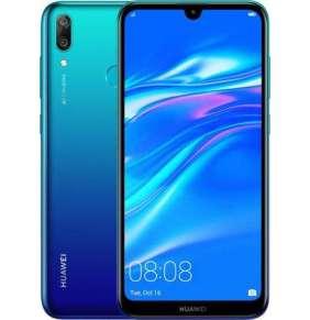HUAWEI Y7 2019, modrá (GMS)