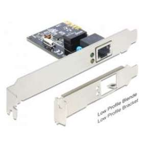 Delock PCI Express karta   1 x Gigabit LAN +low profile