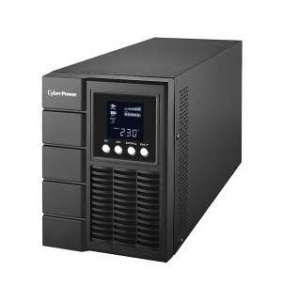 CyberPower OLS1500E, UPS 1500VA/1350W, LCD, 4x IE C13, RJ11/RJ45, USB, RS232