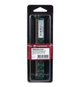 DIMM DDR2 2GB 800MHz TRANSCEND JetRam™, 128Mx8 CL6