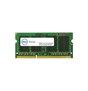 Dell Memory Upgrade - 8GB - 1Rx8 DDR4 SODIMM 2400MHz, Inspiron 7567,7577, Latitude ..., Optiplex...