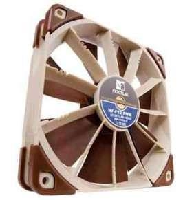 Noctua ventilátor NF-F12 PWM / 120mm / PWM / 4-pin